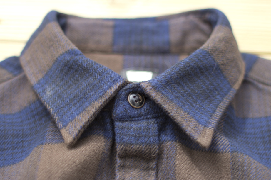 Levi's® Skate Reform Shirt - Demitasse - Collar Detail