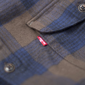 Levi's® Skate Reform Shirt - Demitasse Label Detail