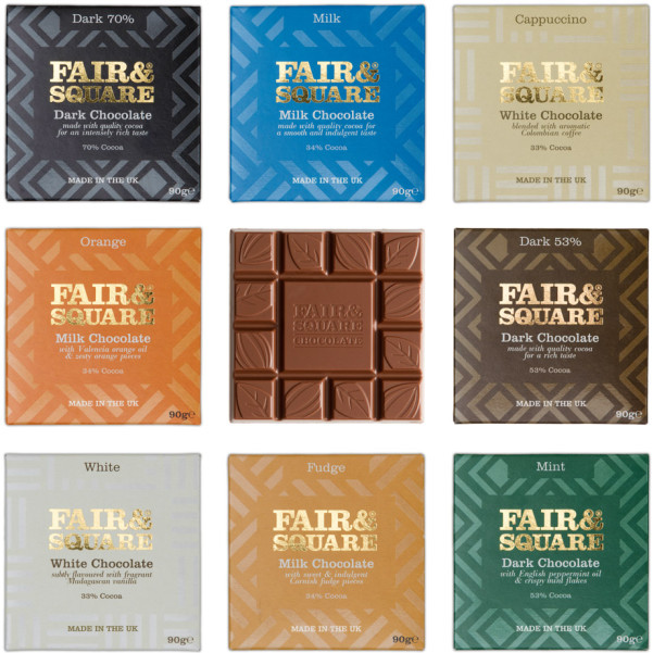 Chocolate Packaging Design