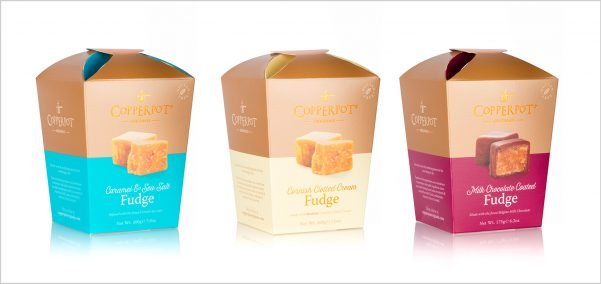 Packaging Design Cornwall - James By The Sea Graphic designer Truro